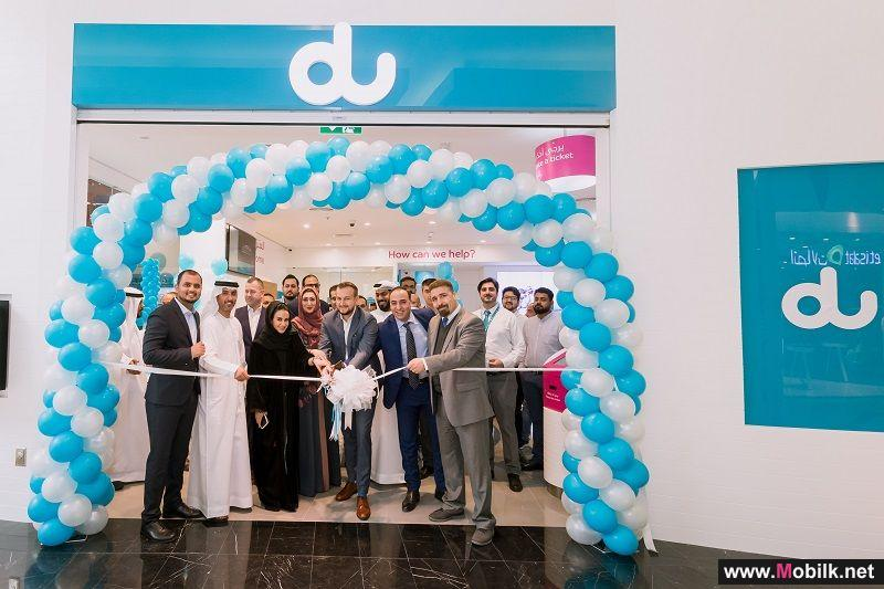 du Expands Retail Presence with New Al Ain Mall Store
