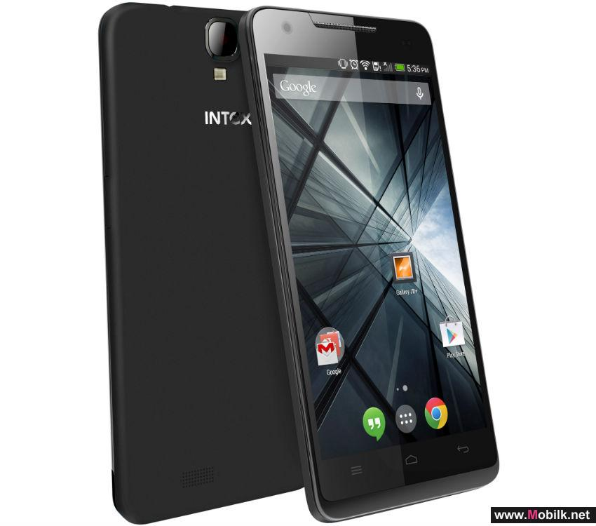 Intex launches Aqua Amaze smartphone in the GCC