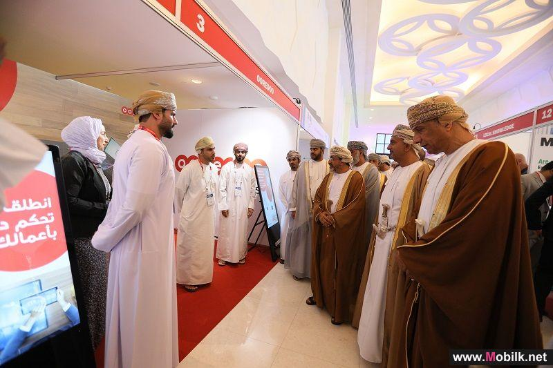 Ooredoo Shares Digital Transformation Solutions at  Oman E-commerce Conference
