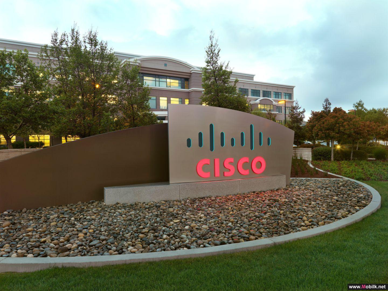 سيسكو تكشف عن حقبة جديدة من التكنولوجيا الإحلالية خلال معرض جيتكس 2019