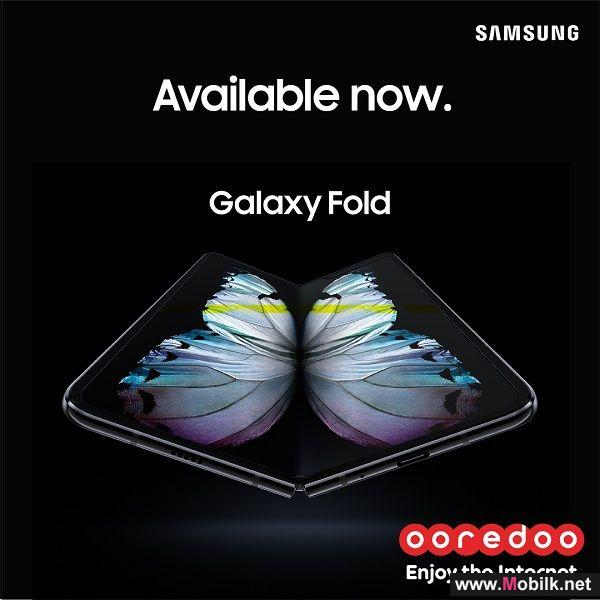 Unfold the Future, Pre-Register Your Interest for the Galaxy Fold with Ooredoo