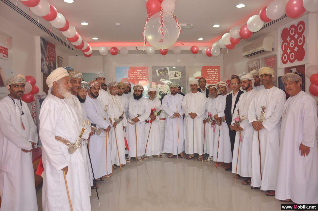 Ooredoo Opens 20th Franchise Store in the Wilayat of Bidiyah