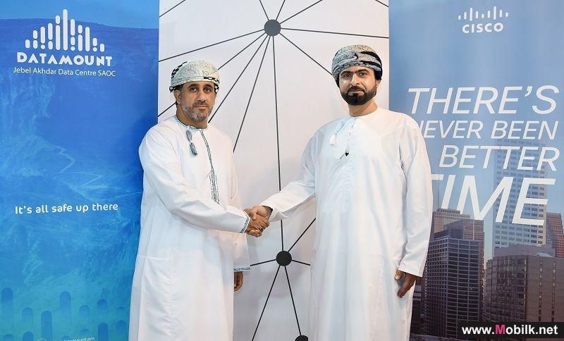 Data Mount to Build Oman's Largest Commercial Data Center Using Cisco Technology