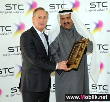 The French Ambassador Hails STC Group Merits, Expressing Pride as being a Loyal Customer