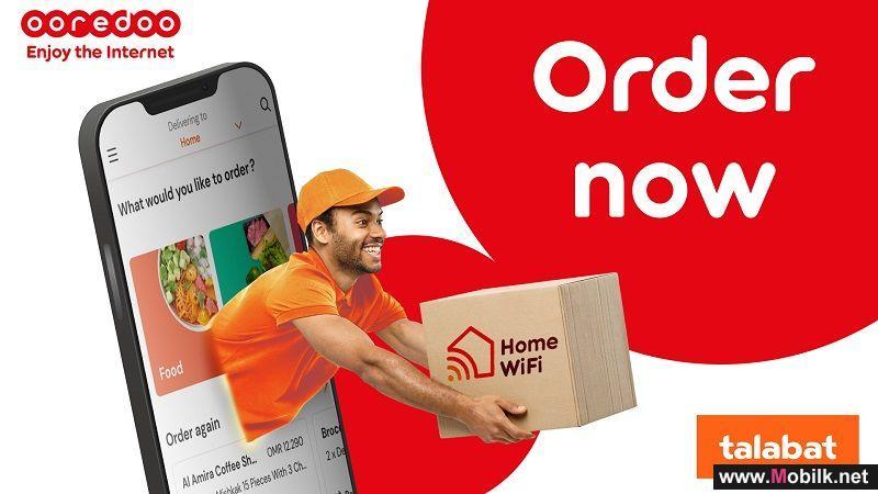 Get Ooredoo Home Internet Through Talabat