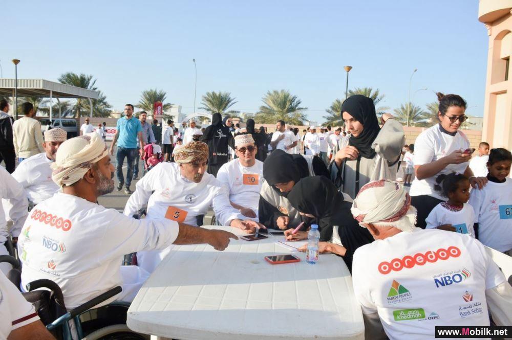 Ooredoo ترعى احتفال وزارة التنمية الاجتماعيّة باليوم العالمي للأشخاص ذوي الإعاقة