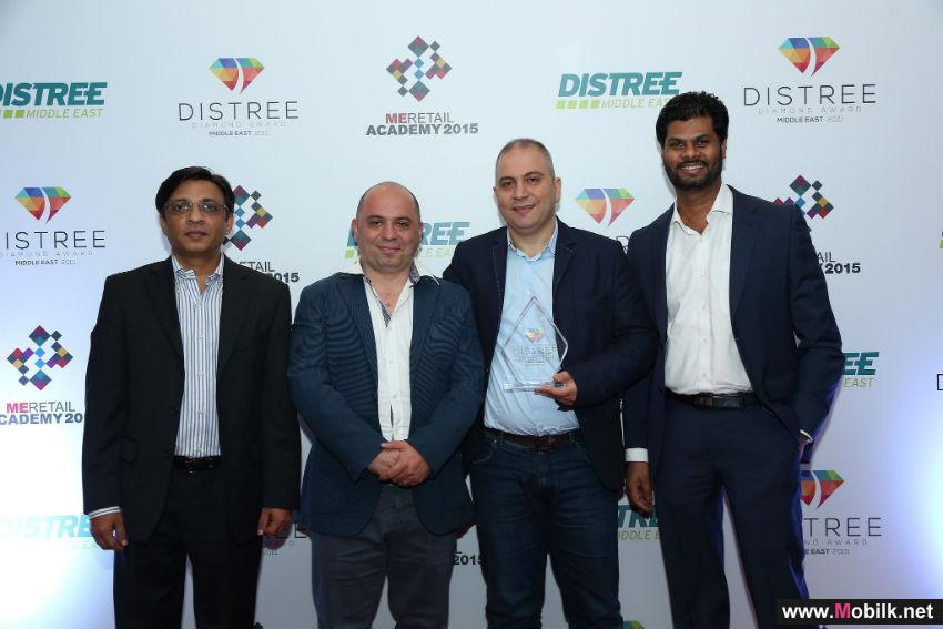 Huawei Wins Diamond Awards for Smartphones at DISTREE Middle East