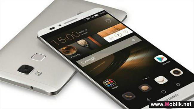 Huawei G8 Smartphone launched in the Middle East