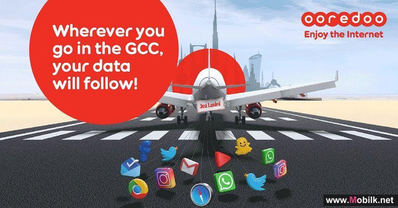 Roam the GCC Worry Free with Ooredoo Passport