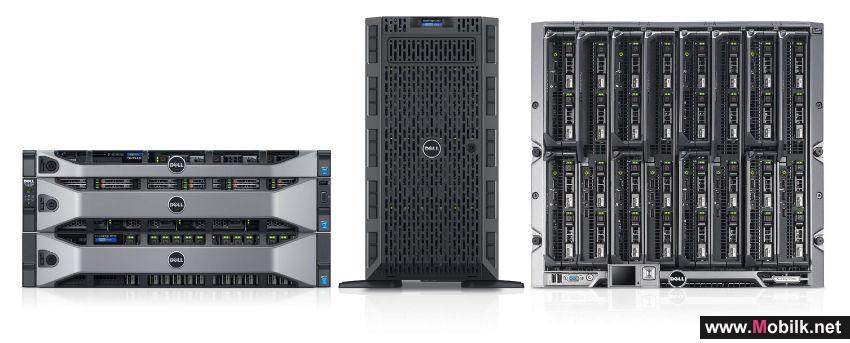 Dell تطرح سيرفرات جديدة لتعزيز أداء التطبيقات في المؤسسات