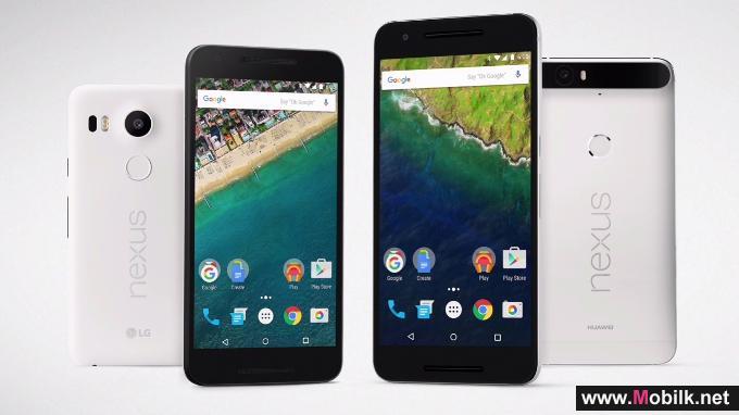 Orange الأردن تتيح لزبائنها فرصة اقتناء هواتف Nexus 5X و6P Nexus بأفضل الأسعار والمزايا