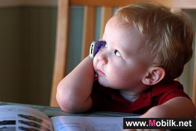 أثر الموبايل السلبي للصغار و الكبار على حد سواء