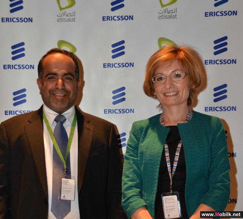 إتصالات مصر توقع مذكرة تفاهم مع إريكسون بهدف الارتقاء بمستوى الخدمة