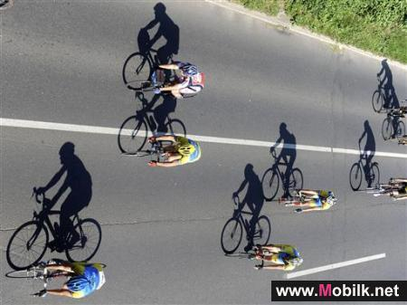 The Yemeni bicycle federation and MTN Yemen inaugurated the bicycle race in Ebb