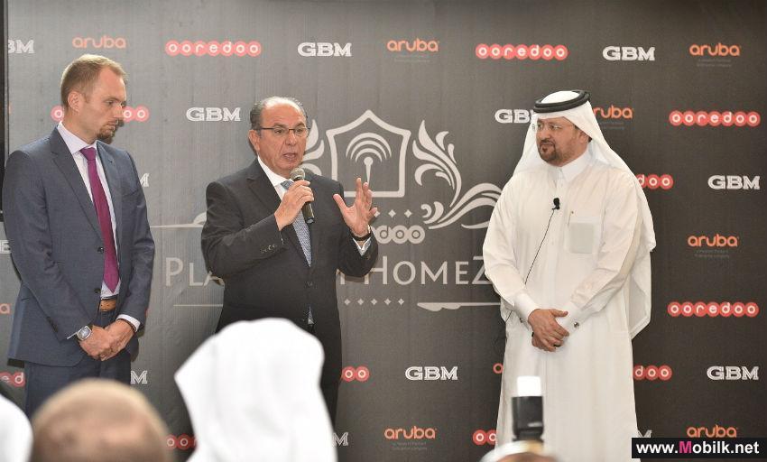 Ooredoo توفر سرعات 1 غيغابت بالثانية عبر الألياف الضوئية الآن في قطر