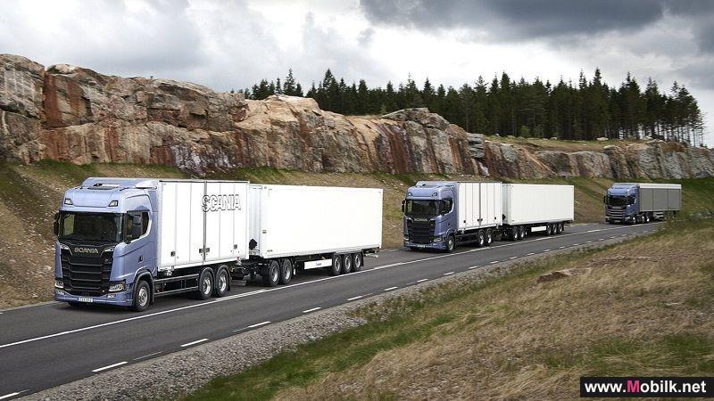 إريكسون تؤسس لمستقبل أكثر استدامة عبر الانضمام إلى تحالف يهدف لتحييد قطاع النقل الثقيل من انبعاثات ثاني أوكسيد الكربون