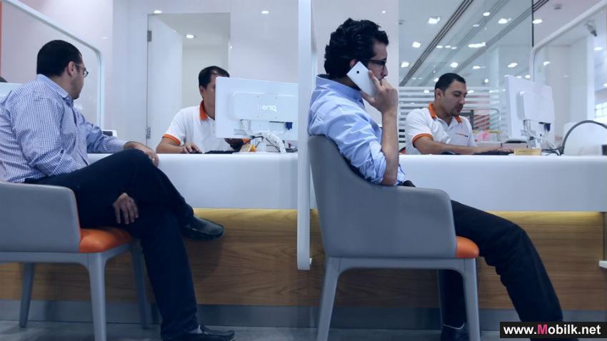 مستخدمو الأجهزة الذكية والأجهزة اللوحية في الإمارات يتلقون معاملة كبار الشخصيات مع خدمة