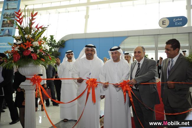 الهيئة العامة لتنظيم قطاع الاتصالات الامارات تشارك في معرض الانترنت 2011