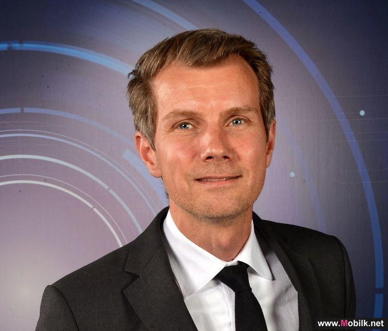 إريكسون تعين ماتياس جوهانسون رئيساً لوحدة العملاء العالمية لشركة STC، ورئيس اريكسون بالمملكة العربية السعودية ومصر