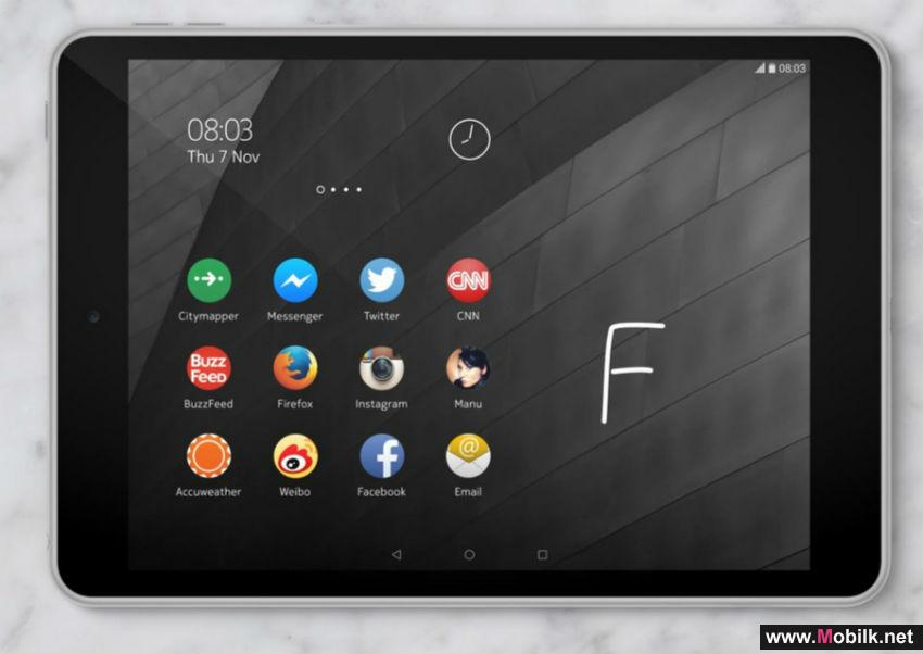 Nokia Announces N1 Android Tablet