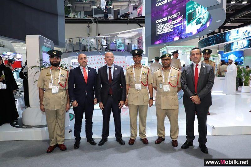 شرطة دبي و