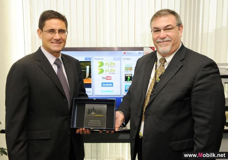 اتصالات الامارات  و فيريماتريكس  Verimatrix تفوزان بجائزة الإبداع في مجال الاتصالات العالمية GTB عن شبكة  اتصالات  للترفيه