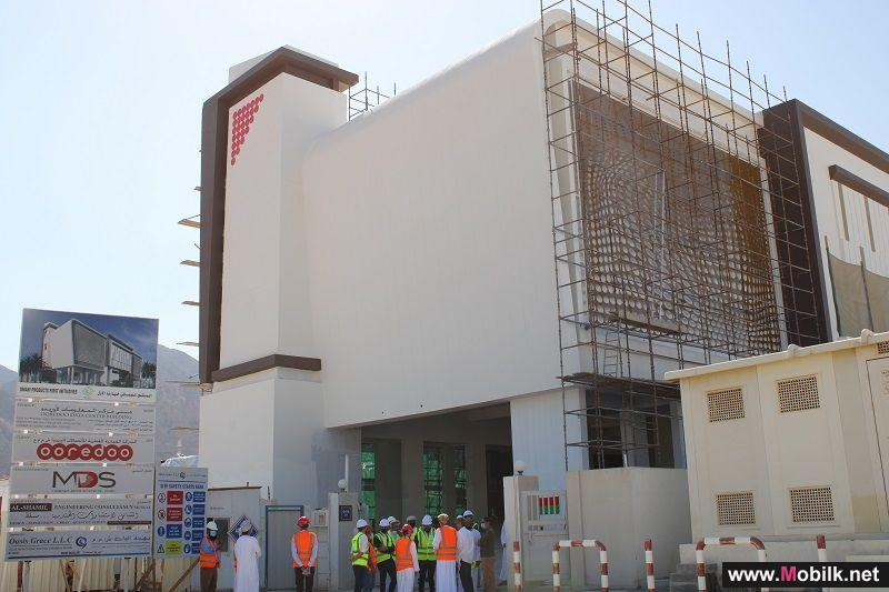 Ooredoo's New State-of-the-Art Boushar Data Centre Nears Completion