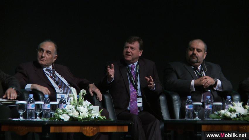 الرئيس التنفيذي للنورس يشارك في حلقة الحوار الرئيسية في قمة الشرق الأوسط للاتصالات
