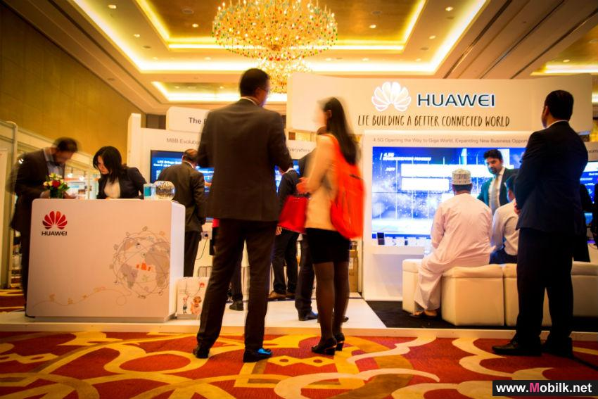 4.5G Broadband to Open Digital World and Expand Middle East Business Opportunities