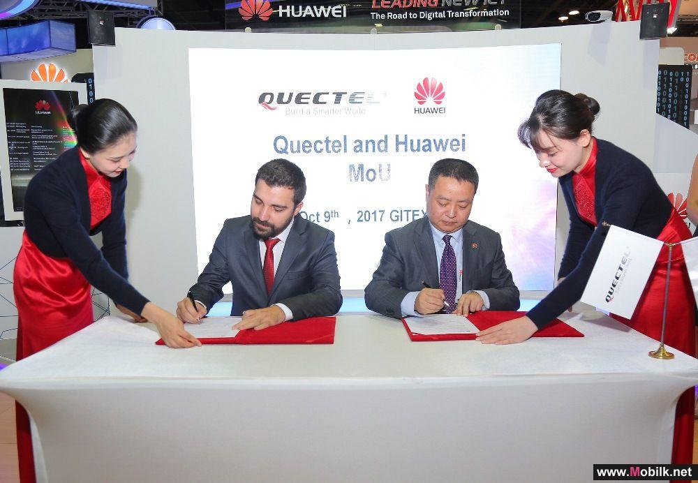 Huawei partners with Nextek and Quectel to drive IoT expansion in the Middle East