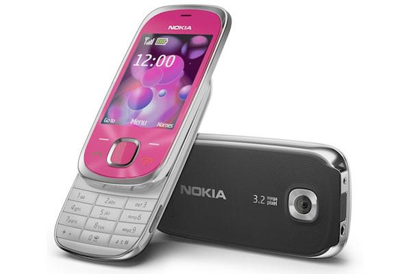 Nokia 6700 slide and Nokia 7230 THE NEW OF NOKIA