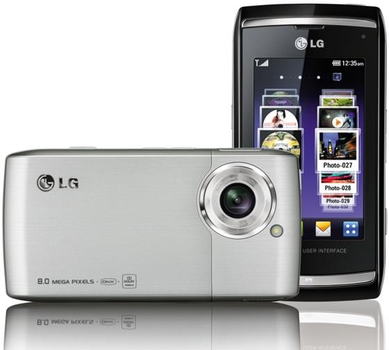 LG unveils Viewty follow-up