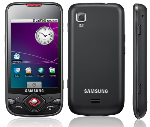 Samsung I5700 Galaxy  gets Android 2.1, ready for download