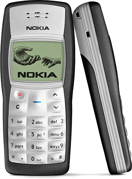 Nokia 1100 takes highly sought after for its potential criminal use