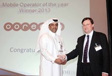 "Ooredoo is ""Best Mobile Operator"" at TMT Finance Middle East"