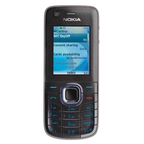 Nokia 6216 classic is the next step in NFC connectivity