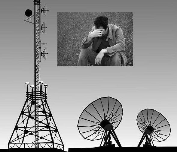 تحذير من إشعاعات محطات بث الجوال