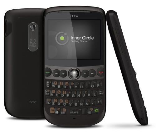 The slim HTC Snap smarthpone updated with CTIA Wireless 2009