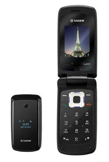 هواتف ساجيم الفرنسية الجديدة