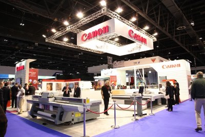 Canon Scans Gitex Opportunities with Latest Document Management Solutions