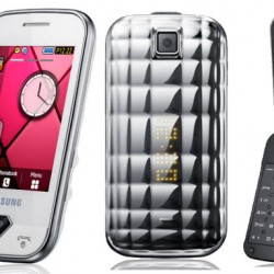 Samsung S5150 Olivia and S7070 appears up before announcement