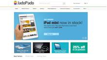 موقع  JadoPado يعلن عن توفر جهاز آي باد ميني