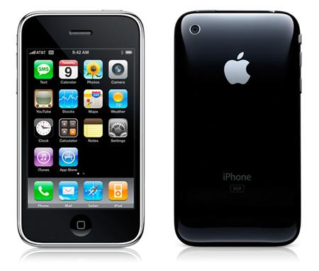 iPhone app downloads hit to 1bn