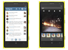 Nokia Lumia Users in Jordan Get Instagram
