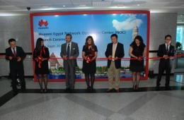 Huawei launches its Egypt Network Operation Center in Cairo