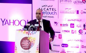 شركة ألكاتيل ترعى مؤتمر المحتوى العربي الإلكتروني 2014