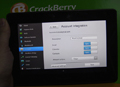 RIM Previews BlackBerry PlayBook OS 2.0 at CES