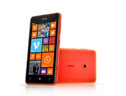 بتلكو تطلق الهاتف الذكي الجديد Nokia  4G Lumia 625