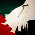 بالتعاون مع فنانة كندية مقيمة في الإمارات RIM تخلد ذكرى الاحتفال بالعيد الوطنى الأربعين فى عمل فنى رائع