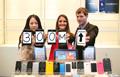 Samsung Celebrates 300 Million Global Handset Sales in 2011